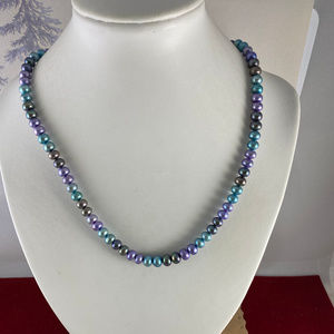 Vintage 6MM Freshwater Pearl Necklace